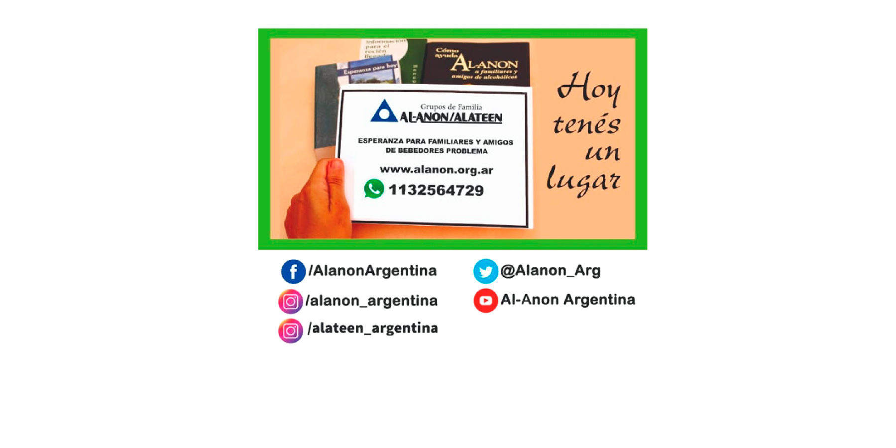 Comité de Difusión - OSG Al-Anon Argentina